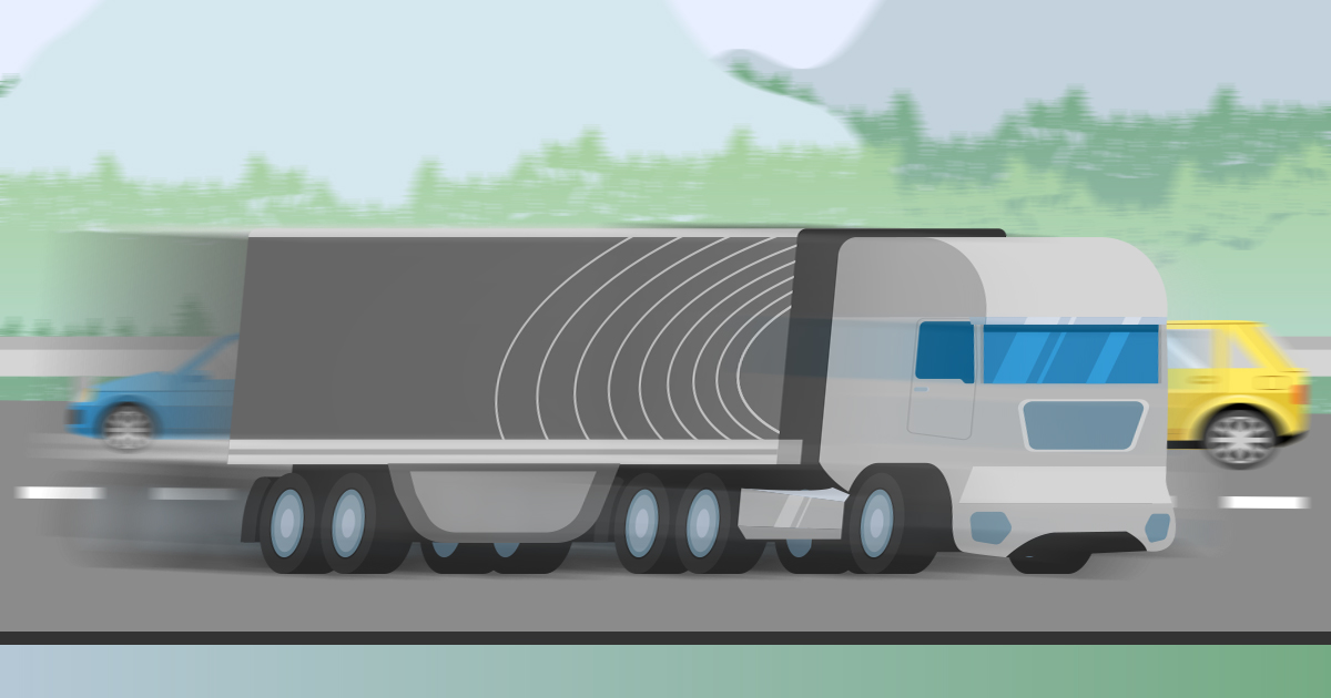 Self-Driving Truck Accident