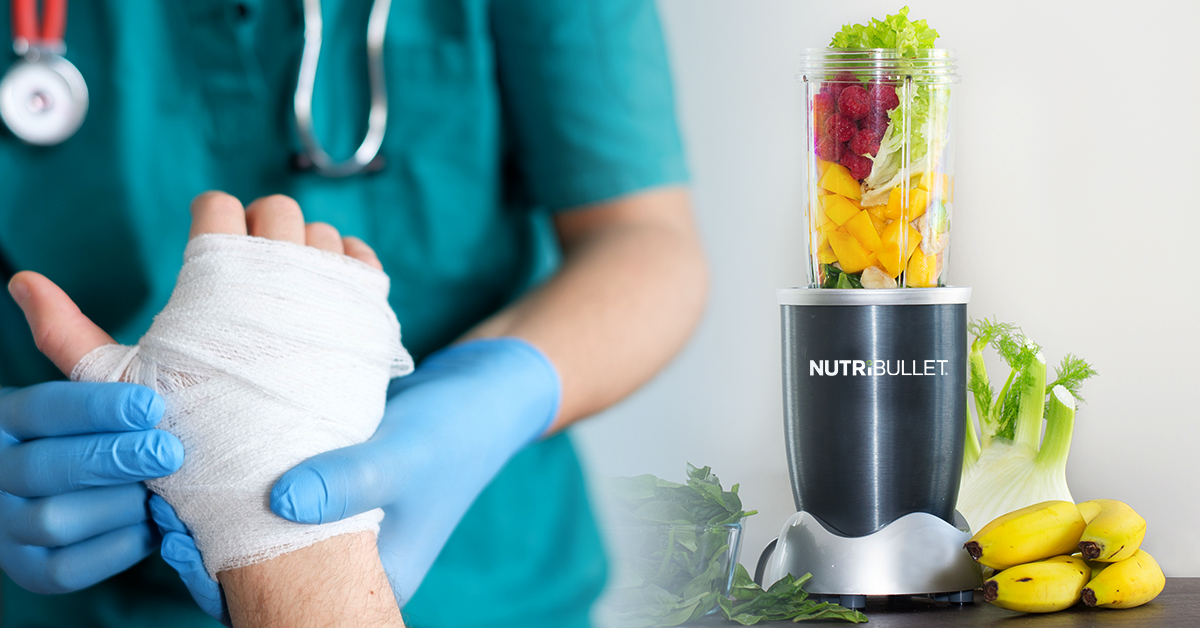 NutriBullet accident injury