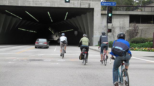 street cycling