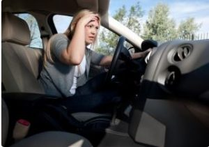 What to do if you are in an accident