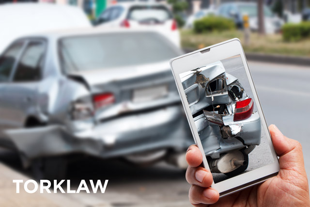 7 common mistakes - not taking photos of damage
