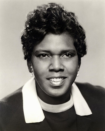 Barbara Jordan: First African American Woman in the Texas State Senate, Represented the South in Congress, and Speak at a Democratic National Convention