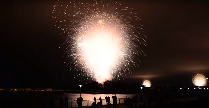 2012 fireworks disaster in San Diego