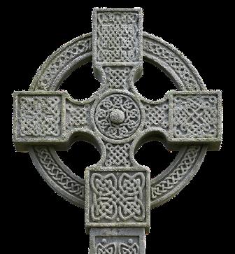 Stay safe on St. Patrick's Day - celtic cross