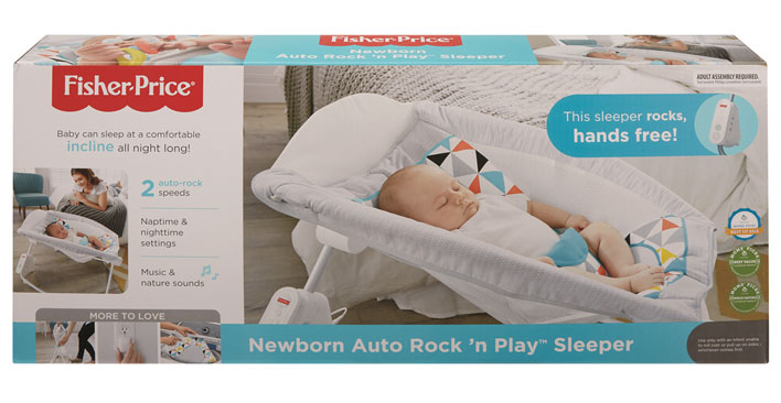 Fisher-Price sleeper recall infant death