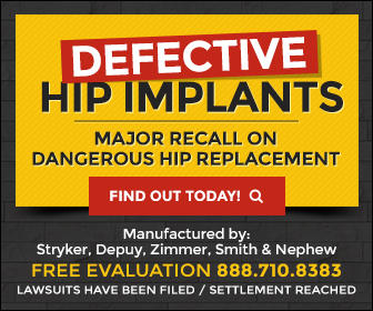 Defective-Hip-Replacement Lawsuits