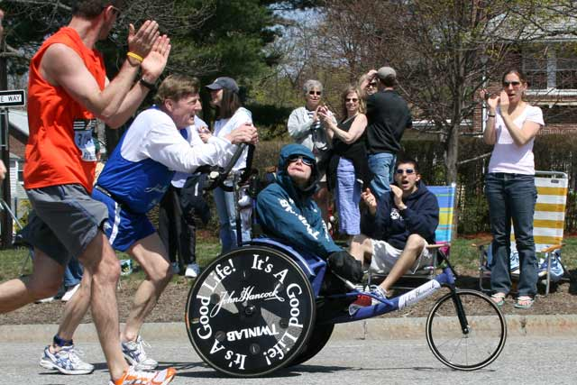 father's day - team hoyt