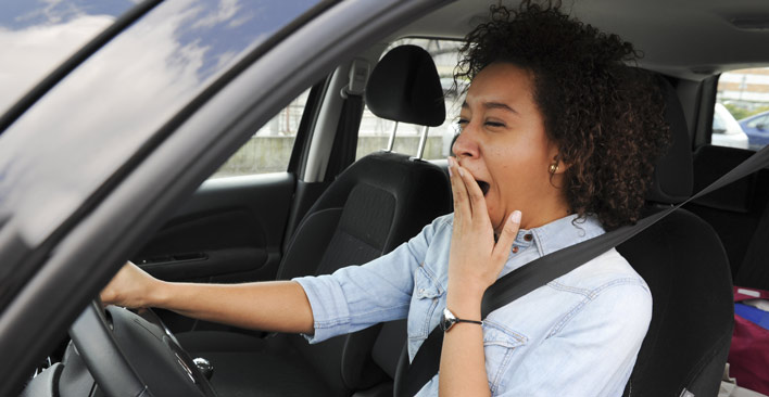 Fatigued Driving: National Safety Month – Week 3