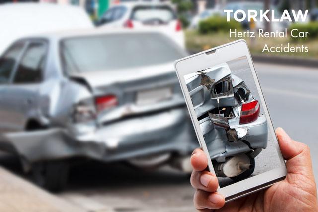 Hertz Rental Car Accidents