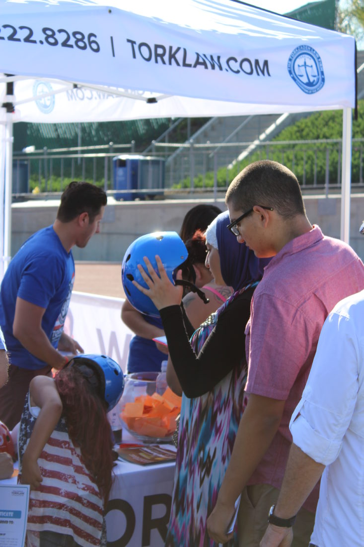 TorkLaw Community Helmet Giveaway