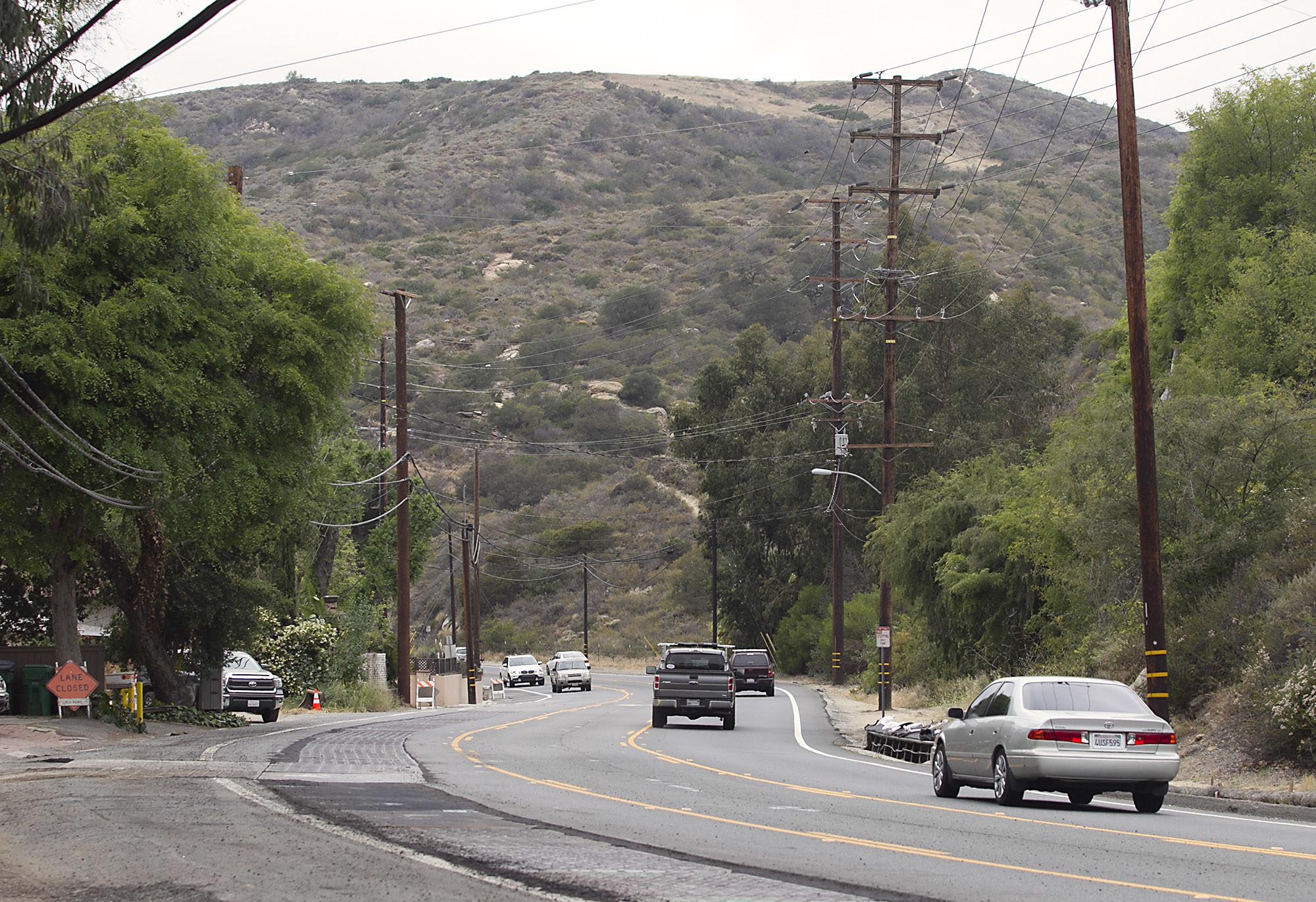 Laguna Canyon Road - Most Dangerous Roads in Orange County