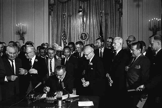 MLK Civil Rights Act