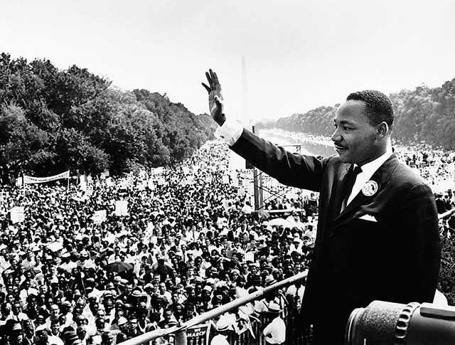 MLK- I Have a Dream
