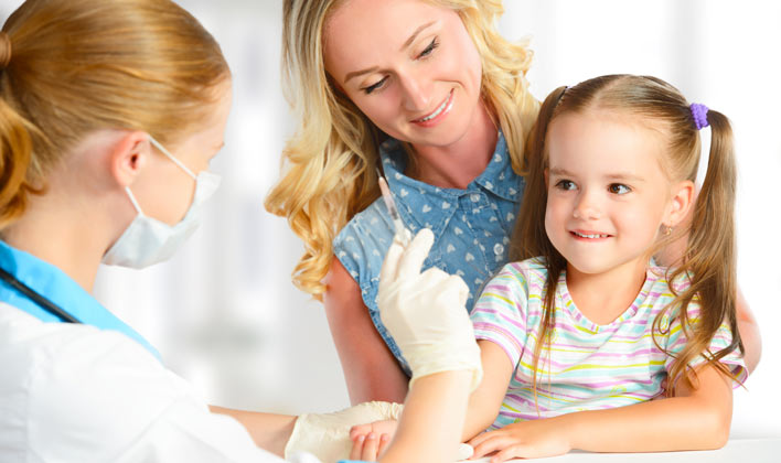 National Immunization Awareness Month - vaccinate your kids