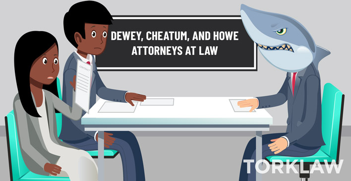 Misconceptions about Personal Injury Lawyers - lawyers are greedy