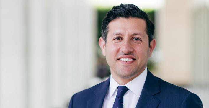TorkLaw founder, attorney Reza Torkzadeh