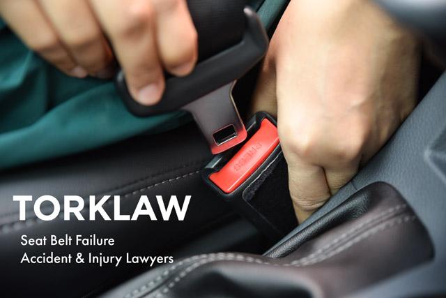 seat belt failure lawyers