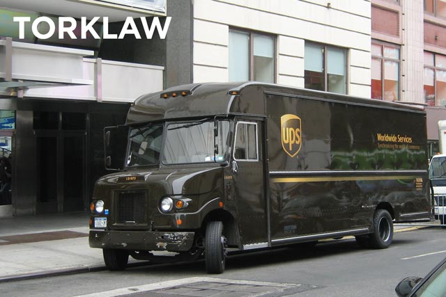 lawyers - UPS accidents