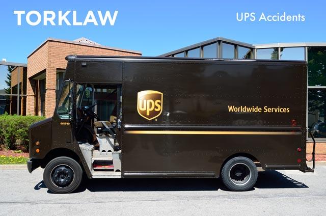 UPS accidents
