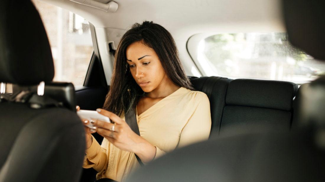uber accident -passenger