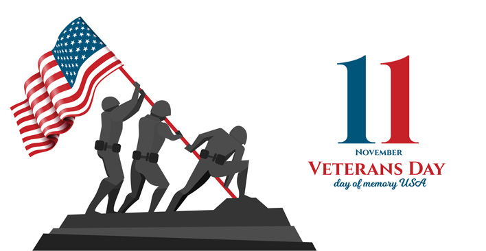Veterans disability - Veterans Day