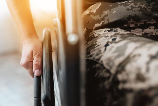Veteran's disability benefits