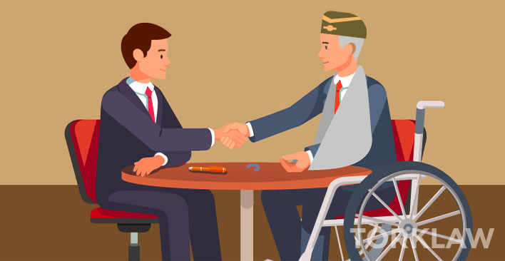 Compensation veterans disability