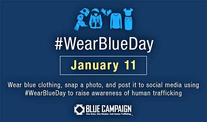 Wear Blue Campaign