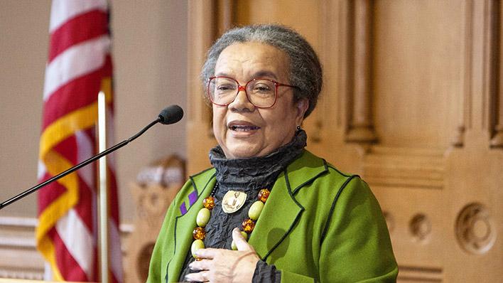 Women Attorneys - Marian Wright Edelman