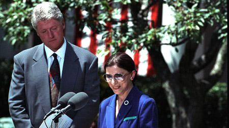Women Attorneys - Ruth Bader Ginsburg