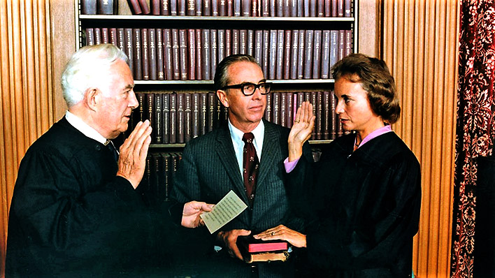 Women Attorneys - Sandra Day O'Connor