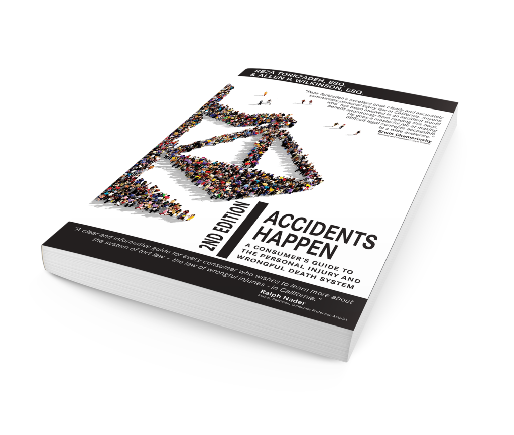 Accidents Happen Book - Second Edition