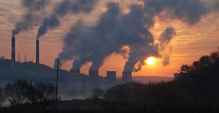 earth day -#1 global threat air pollution