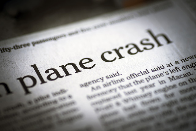 aviation accident - plane crash