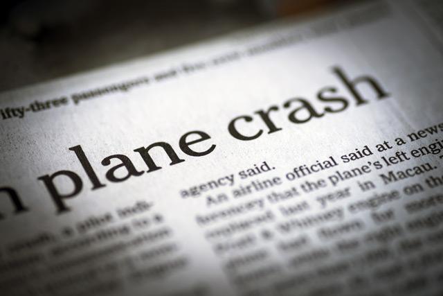 aviation accident - plane crash