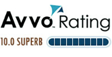 Avvo Superb Rated Attorney - TorkLaw