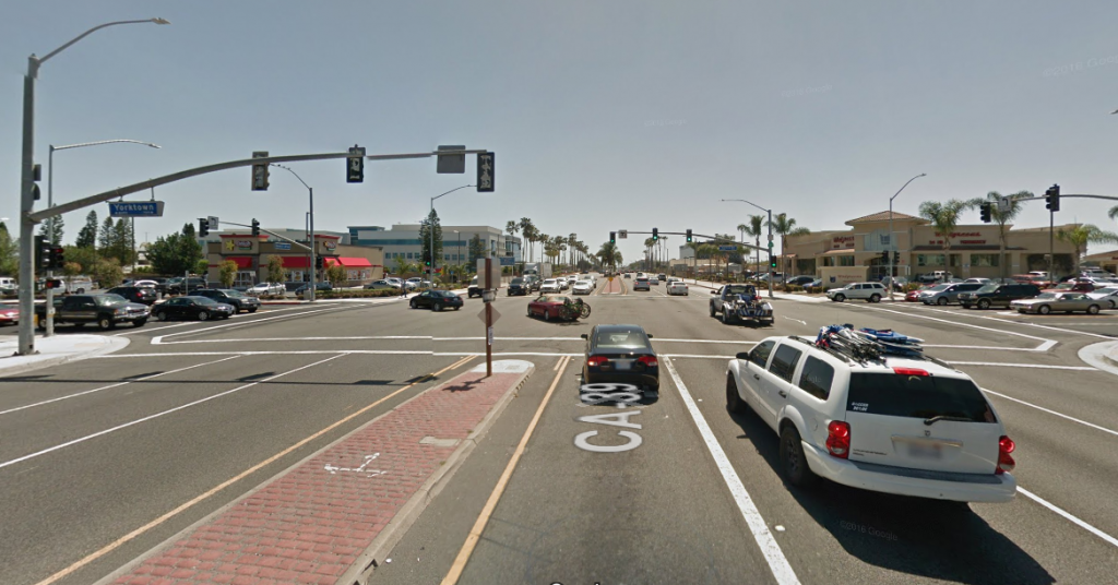 Beach Blvd - Most Dangerous Roads in Orange County