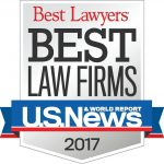 Best Law Firm Award Winner
