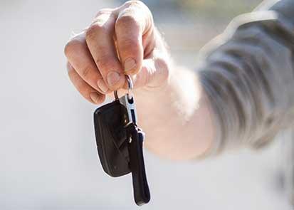 Less Common Car Accidents - borrowed car