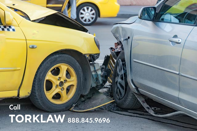torklaw taxi accident lawyers