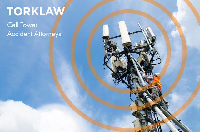 cell tower accidents - RF emissions