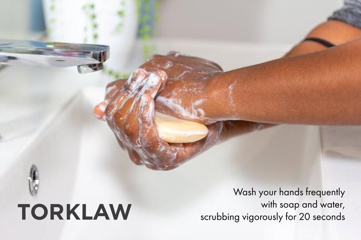 coronavirus - wash your hands
