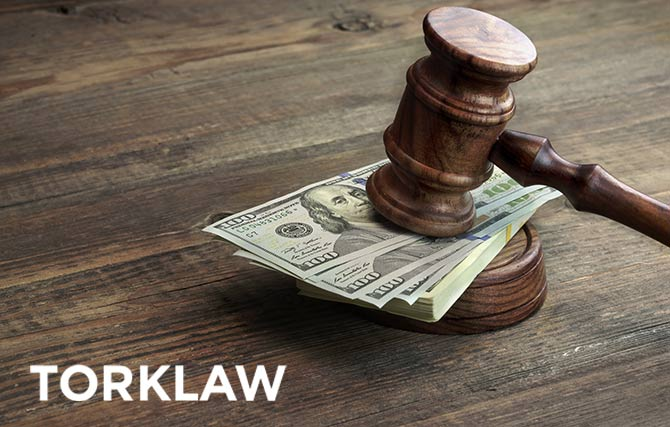 legal glossary - damages