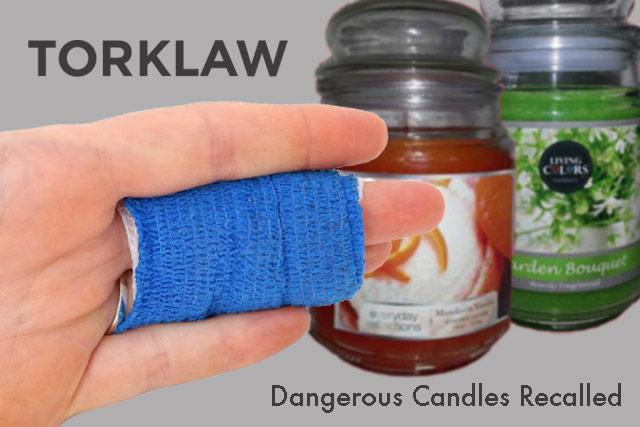 dangerous candles