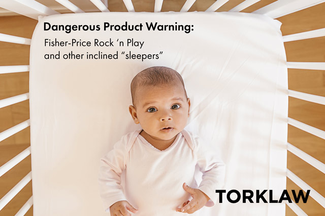 fisher-price - dangerous product