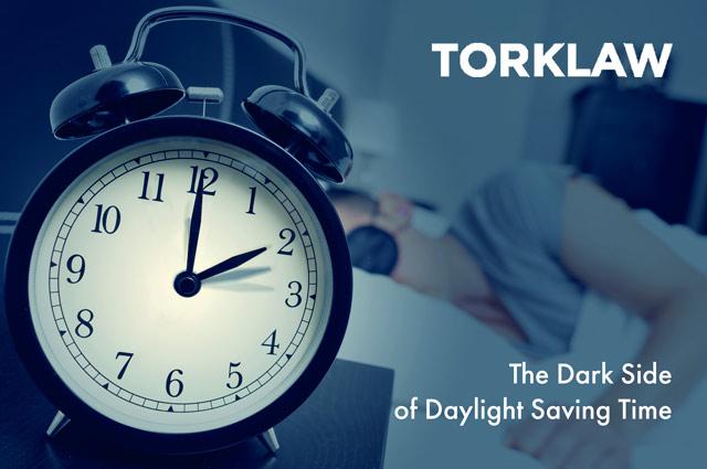 dark side of daylight saving time