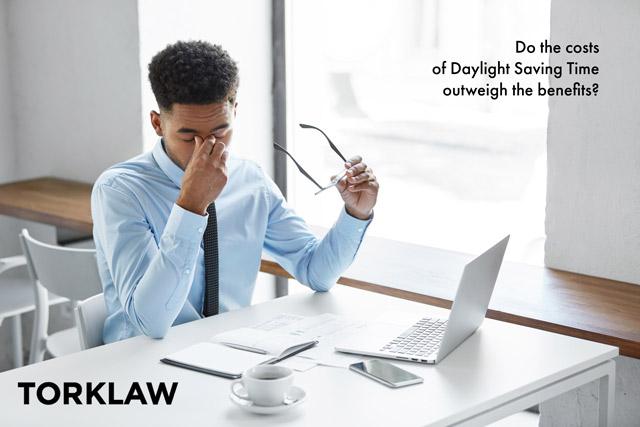 daylight saving time cost/benefit