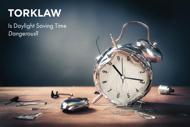 daylight saving time dangerous