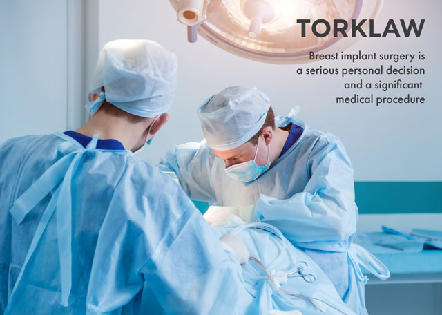 defective breast implants surgical removal