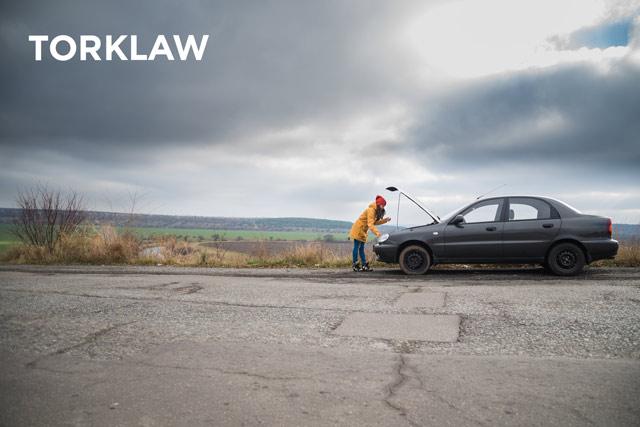 defective rental car